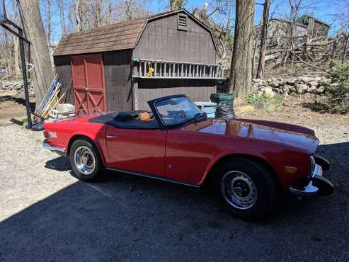1974 Triumph TR6 for sale in Bethany, CT