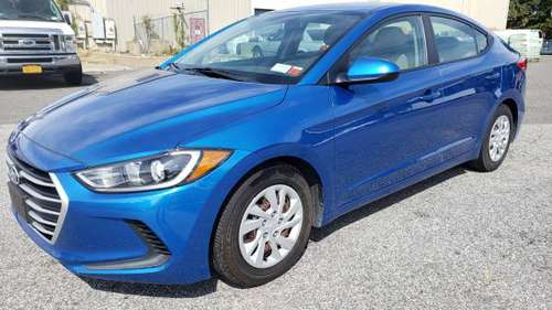 2017 Hyundai Elantra SE - cars & trucks - by dealer - vehicle... for sale in Bohemia, NY