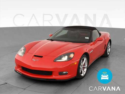 2012 Chevy Chevrolet Corvette Grand Sport Convertible 2D Convertible... for sale in Arlington, District Of Columbia