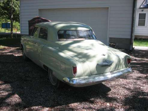 1952 studebaker commanderv8 for sale in Clear Lake, IA