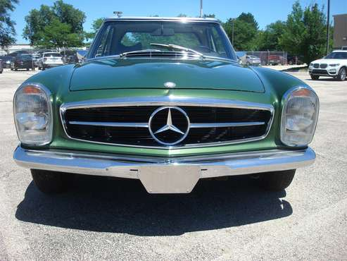 1969 Mercedes-Benz 280SL for sale in Naperville, IL
