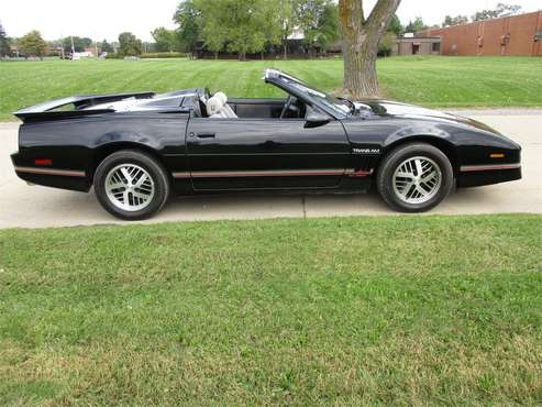 1986 Pontiac Firebird Trans Am for sale in Bedford Heights, OH