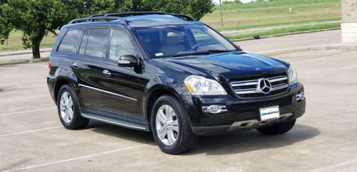 2008 MERCEDES-BENZ GL450 4-MATIC AWD for sale in Houston, TX