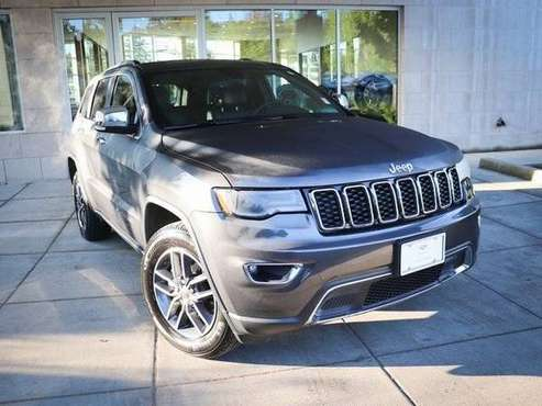 2019 Jeep Grand Cherokee 4WD Limited 4x4 SUV for sale in Portland, OR