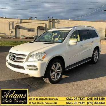 2012 Mercedes-Benz GL-Class 4MATIC 4dr GL450 Buy Here Pay Her, -... for sale in Little Ferry, NJ