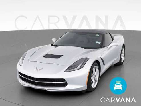 2014 Chevy Chevrolet Corvette Stingray Convertible 2D Convertible -... for sale in Chaska, MN