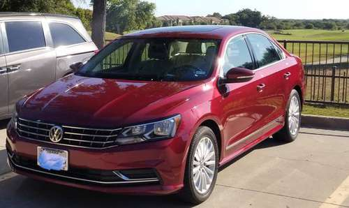2016 VW Passat 1.8 TSI SE for sale for sale in Plano, TX 75025, TX