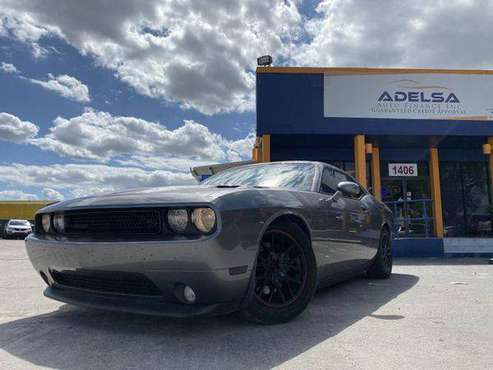 2012 Dodge Challenger R/T Coupe 2D BUY HERE PAY HERE!! for sale in Orlando, FL