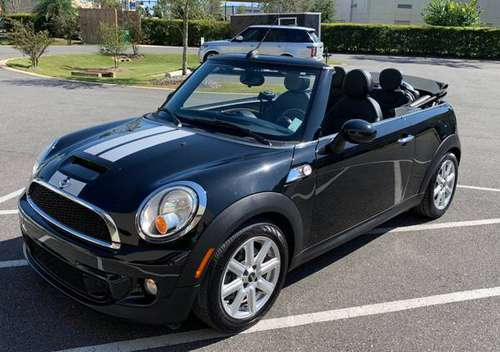 2013 MINI Cooper S Convertible for sale in Destin, FL