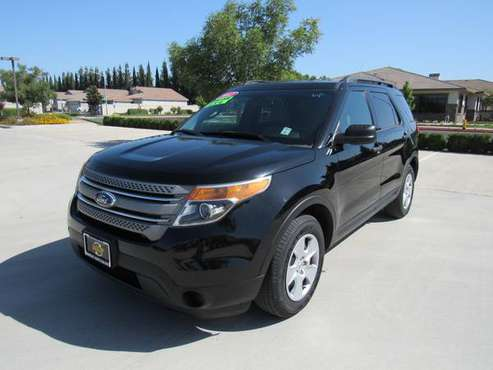 2012 FORD EXPLORER SPORT SUV 4WD for sale in Manteca, CA