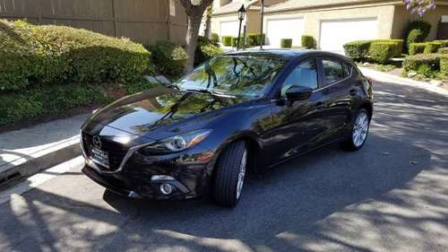 2016 Mazda 3 Grand Touring S Hatchback Manual + Android Auto! for sale in Walnut, CA