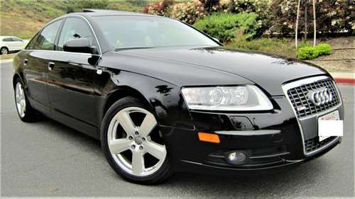 2006 AUDI A6 S-LINE QUATTRO 3.2 (AUTO, CLEAN TITLE, PREMIUM PACKAGE) for sale in Westlake Village, CA