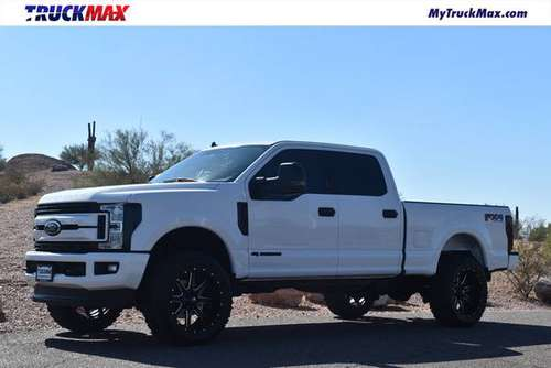2019 *Ford* *Super Duty F-250 SRW* *XLT 4WD Crew Cab 6. for sale in Scottsdale, AZ