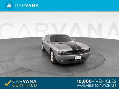 2014 Dodge Challenger R/T Coupe 2D coupe SILVER - FINANCE ONLINE for sale in Las Vegas, NV