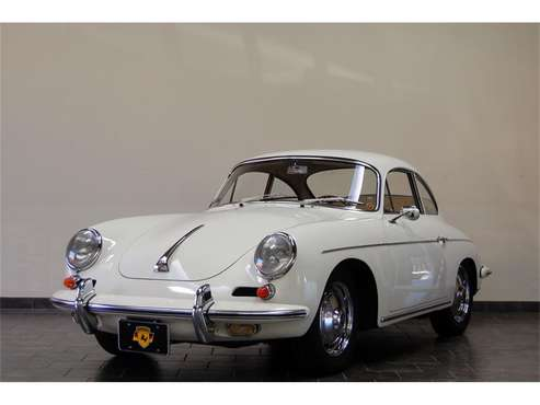 1962 Porsche 356B for sale in Fallbrook, CA