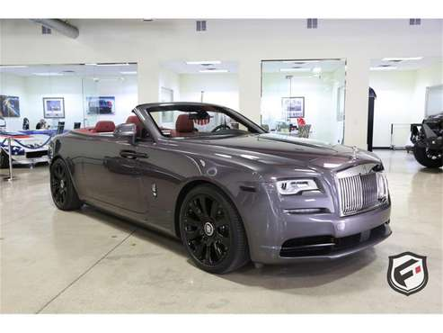 2017 Rolls-Royce Dawn for sale in Chatsworth, CA