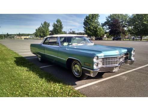 1966 Cadillac Coupe DeVille for sale in Shippensburg, PA