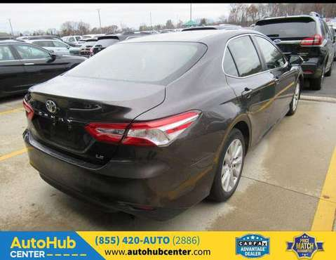 2018 Toyota Camry LE Sedan 4D - cars & trucks - by dealer - vehicle... for sale in Stafford, District Of Columbia