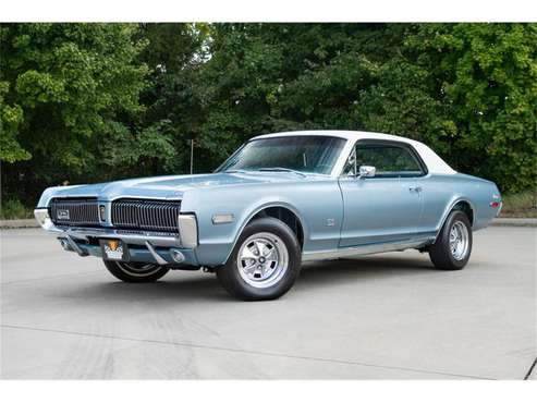1968 Mercury Cougar for sale in Charlotte, NC