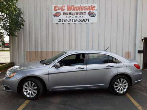 2013 Chrysler 200 Touring 4dr Sedan - WHOLESALE PRICING for sale in Cleveland, OH