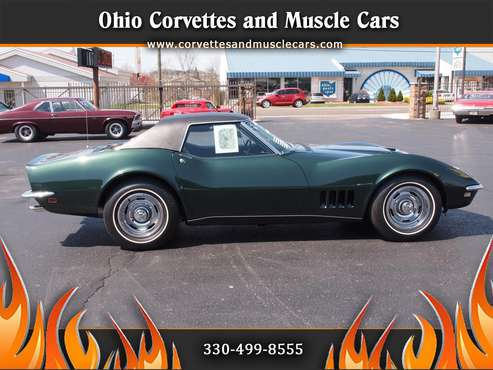 1968 Chevrolet Corvette for sale in North Canton, OH
