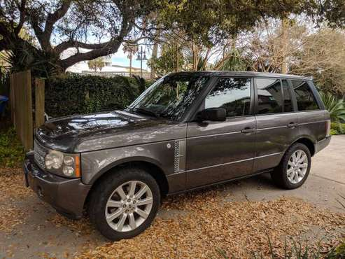 2006 Range Rover Supercharged for sale in Flagstaff, AZ