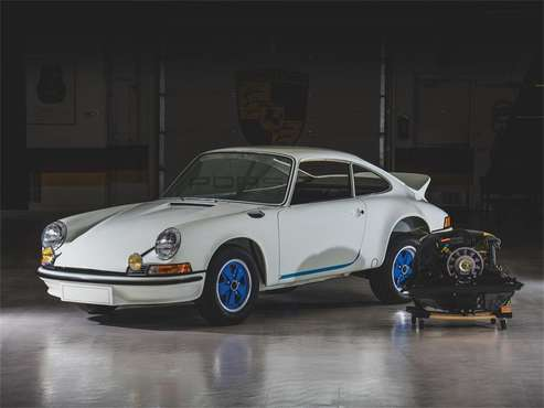 1973 Porsche 911 Carrera RS for sale in Dayton, OH