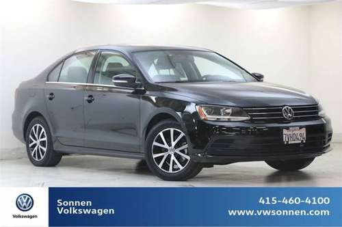2017 Volkswagen Jetta 1.4T SE for sale in San Rafael, CA