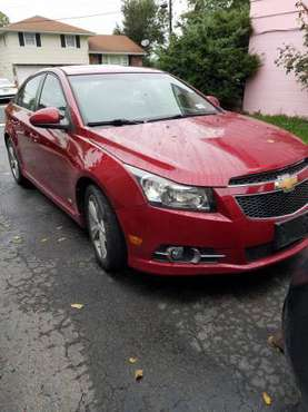 2012 Chevy Cruze LT for sale in Rochester , NY