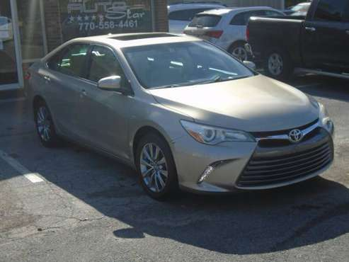 2016 TOYOTA CAMRY $4,700 CASH DOWN // INCLUDES SALES TAXES - cars &... for sale in Stone Mountain, GA