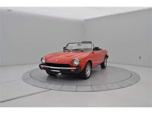 1983 Fiat Spider for sale in Hickory, NC