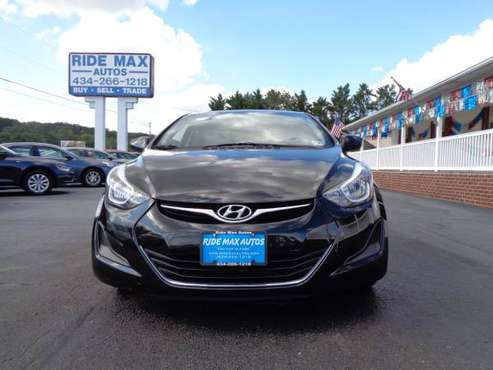2016 Hyundai Elantra One Owner Very Low Miles Great Condition for sale in Rustburg, VA