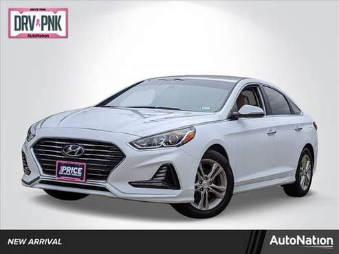 2018 Hyundai Sonata SEL SKU:JH664955 Sedan - cars & trucks - by... for sale in Frisco, TX