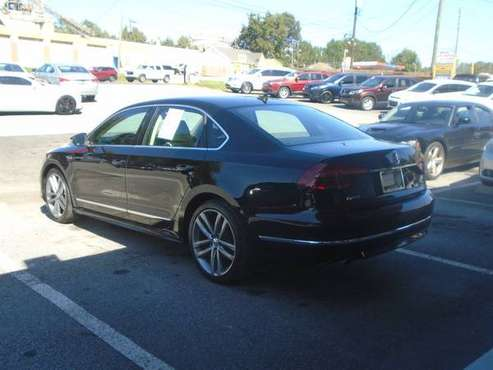 2017 VOLKSWAGEN PASSAT R LINE 🔥 ALL CREDIT APPROVED 🤷🏽‍♂️ - cars &... for sale in Atlanta, GA