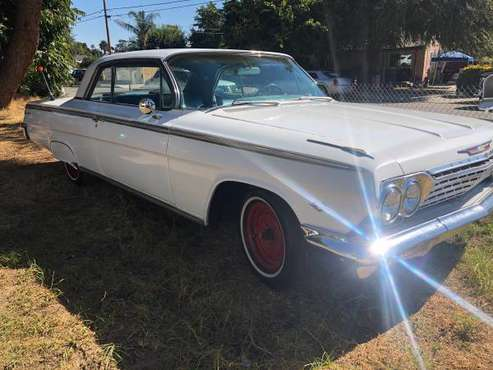 1962 Chevy impala for sale in Altadena, CA