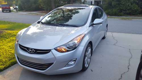 SOLD..! 2012 Hyundai Elantra Limited for sale in Bluffton, SC
