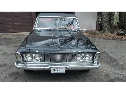 1963 Plymouth Fury for sale in Cambridge, MN