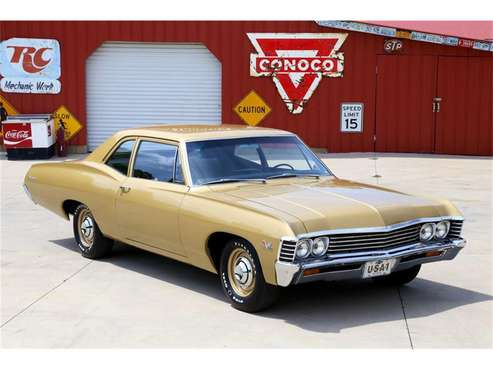 1967 Chevrolet Biscayne for sale in Lenoir City, TN
