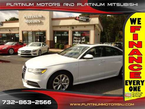 2017 Audi A6 2.0T quattro Premium Plus - cars & trucks - by dealer -... for sale in Toms River, NJ