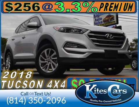 2018 Hyundai Tucson SEL for sale in Conneaut Lake, PA