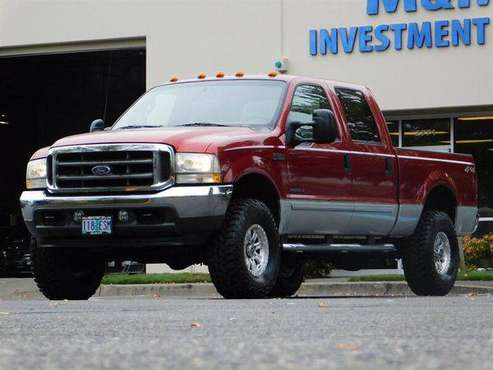 2003 Ford F-350 F350 F 350 Super Duty Lariat 4dr 4X4 7.3L DIESEL /... for sale in Portland, OR
