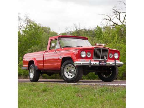 1968 Kaiser Jeepster for sale in St. Louis, MO