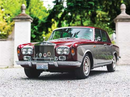1968 Rolls-Royce Silver Shadow for sale in Auburn, IN