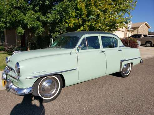1953 Plymouth Cranbrook - PRICE REDUCED for sale in Grand Junction, UT