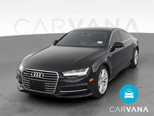 2016 Audi A7 Premium Plus Sedan 4D sedan Black - FINANCE ONLINE -... for sale in Atlanta, GA