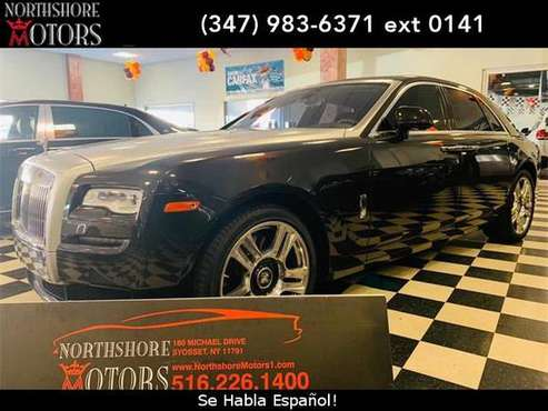 2015 Rolls-Royce Ghost Base - sedan for sale in Syosset, NY