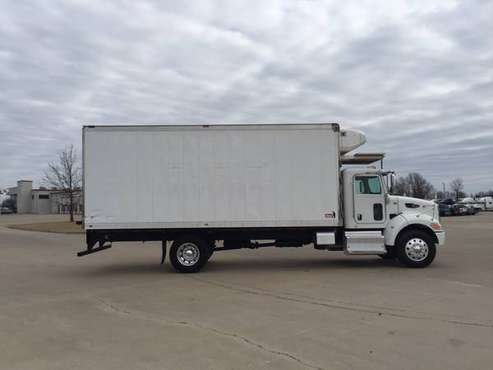 ◄◄◄ NON CDL 2014 Peterbilt 337 Reefer Box Truck ►►► for sale in Fort Myers, FL