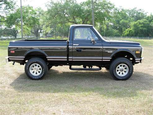 1972 Chevrolet C/K 10 for sale in Palmetto, FL