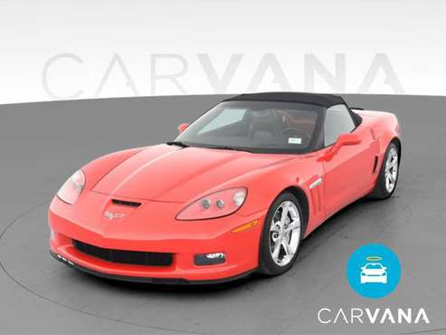 2010 Chevy Chevrolet Corvette Grand Sport Convertible 2D Convertible... for sale in Mesa, AZ