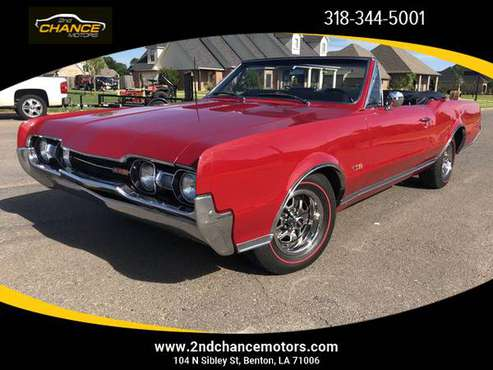1967 Oldsmobile Cutlass for sale in Benton, LA